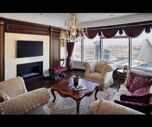 apartment, capital, and astana image