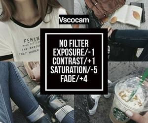 dark, vscocam, and instagram theme image
