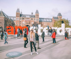 amsterdam, beauty, and amber fillerup image