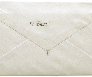 Letter, white, and simplicity image