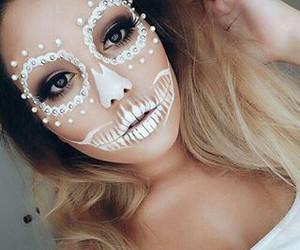 girl, Halloween, and tumblr image