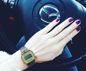 casio, hands, and Mazda image