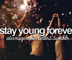 forever and young image