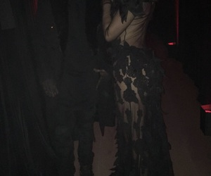 tyga, Halloween, and kylie jenner image