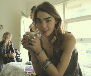 bambi northwood-blyth and model image