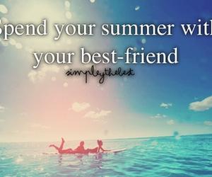 bestfriends, beach, and girls image