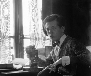black and white, handsome, and Willy Ronis image