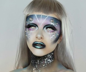 Halloween, inspiration, and Queen image