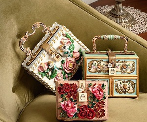 bags, luxury, and dolce&gabbana image
