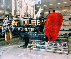 london, redcoat, and YSL image