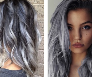 grey and 🔥 image