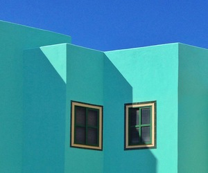 beauty, color, and house image