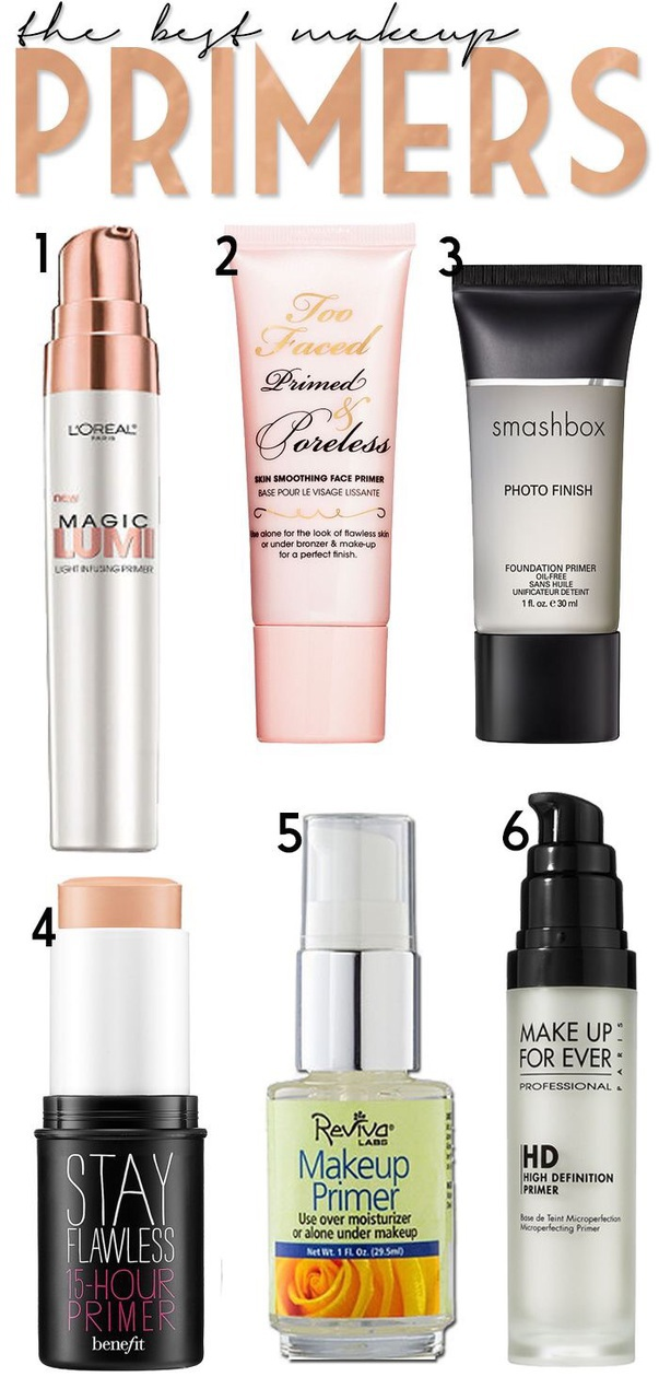 Best, smashbox, and too faced image
