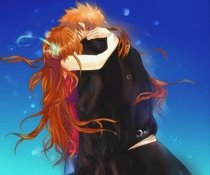 bleach, ichihime, and anime image