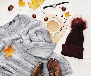 style, autumn, and fashion image