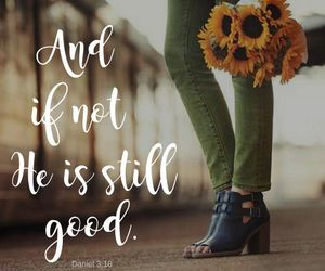 flowers, christian quotes, and motivational quotes image