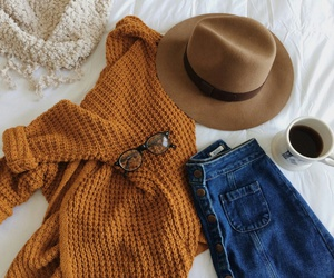 accessories, autumn, and hipster image