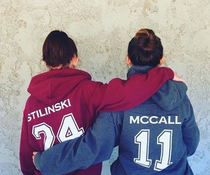 best friends, stilinski, and bff image