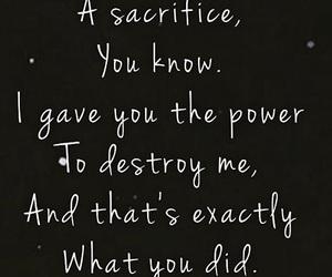 destroy, heartbreak, and power image