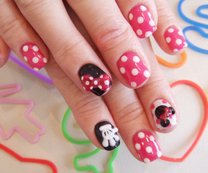 nails, cute, and disney image