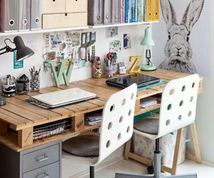decorating, palettes, and design image