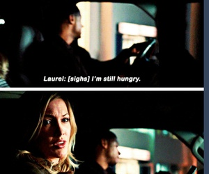 arrow, funny, and hungry image