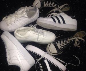 adidas, converse, and nike image