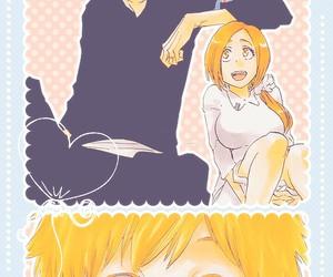 anime, bleach, and ichigo kurosaki image