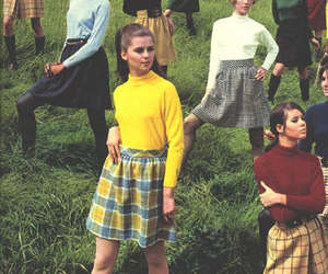 60s, pretty, and beautiful image