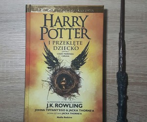book, harrypotter, and magic image