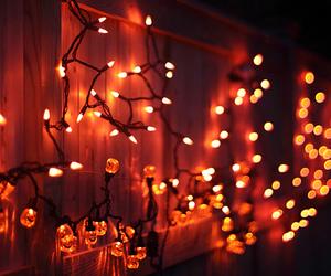 Halloween, light, and autumn image