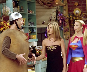 friends, funny, and Halloween image