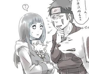 anime, kiba, and manga image
