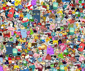 cartoon, wallpaper, and adventure time image