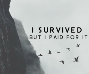 survive, wallpaper, and backgrounds image