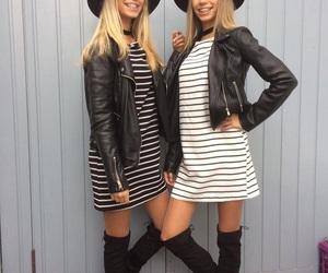 lena, lisa, and twins image