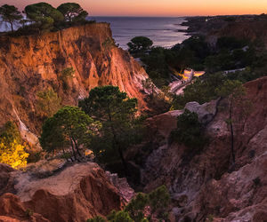 algarve, portugal, and nature image