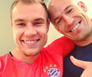 football, bayern munchen, and holger badstuber image