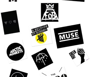 music, punk, and pop image