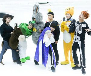 Halloween, kpop, and bts image