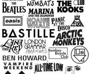 band, arctic monkeys, and music image