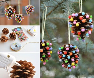 diy, christmas, and crafts image
