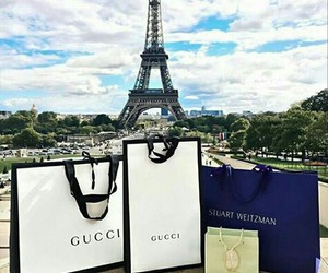 chic, city, and europe image