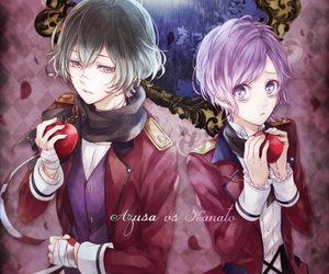 anime, diabolik lovers, and lost eden image