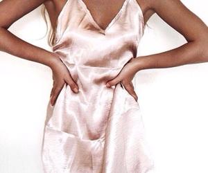 fashion, dress, and tumblr image