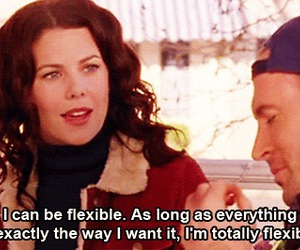 gilmore girls, LUke, and quotes image