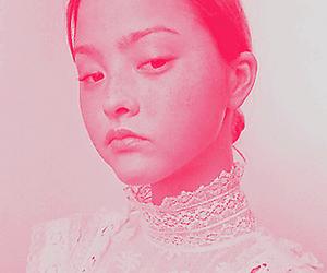 Devon Aoki and model image