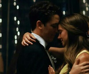 Shailene Woodley, the spectacular now, and miles teller image