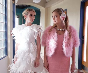 scream queens, chanel, and pink image