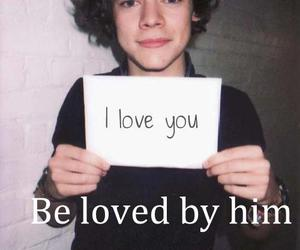 before i die, Harry Styles, and love image